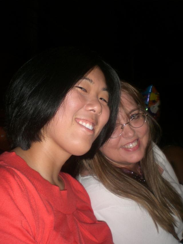 Nikki and Mom