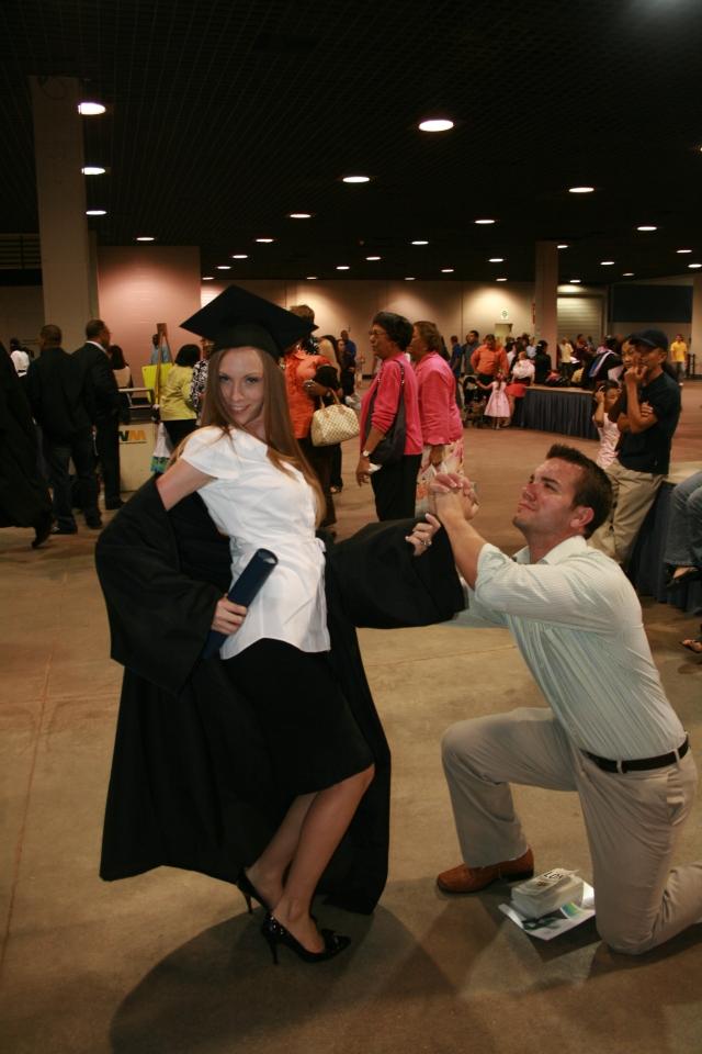 Silly grads